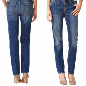 GAP Real Straight Fit  Whiskered Size 8 #30